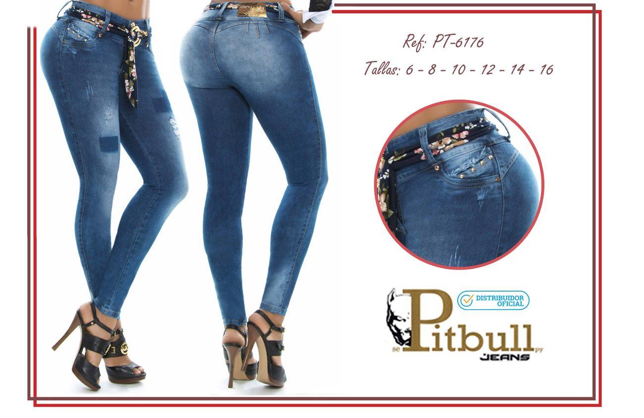 Pantalón vaquero PT6176