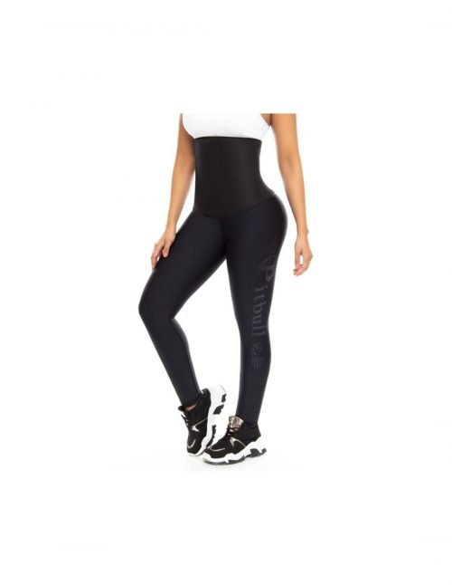 Con esta mayadeportiva de la marca pitbull, vas a lograr un cuerpo espectacular, quemar grasa abdominal, realza tus glúteos, reafirma tus piernas y disminuye la celulitis.