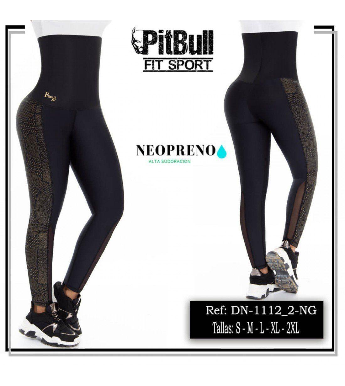 Con esta Malla Deportiva Neopreno de la marca pitbull, vas a lograr un cuerpo espectacular, quemar grasa abdominal, realza tus glúteos, reafirma tus piernas y disminuye la celulitis.