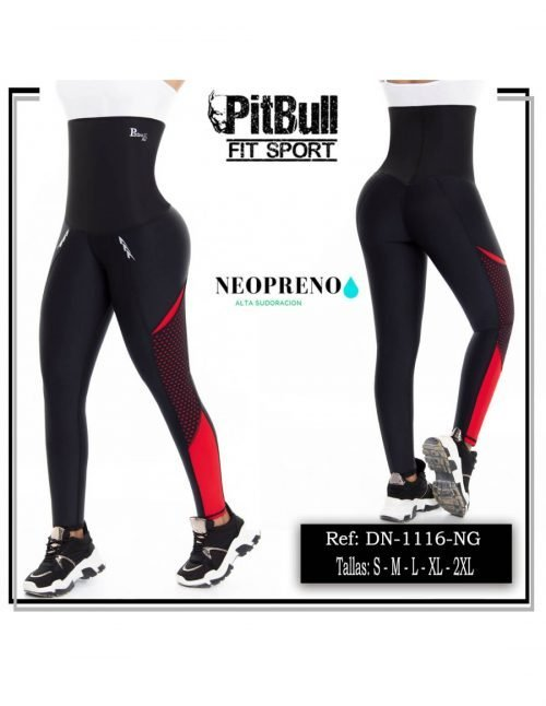 Leggin Neopreno Deportivo pitbull DN1116