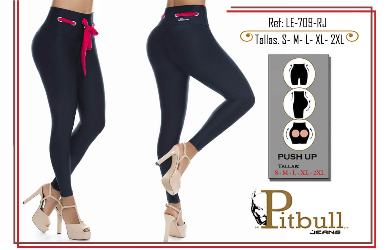 Leggin colombiano push up LE709AZ)