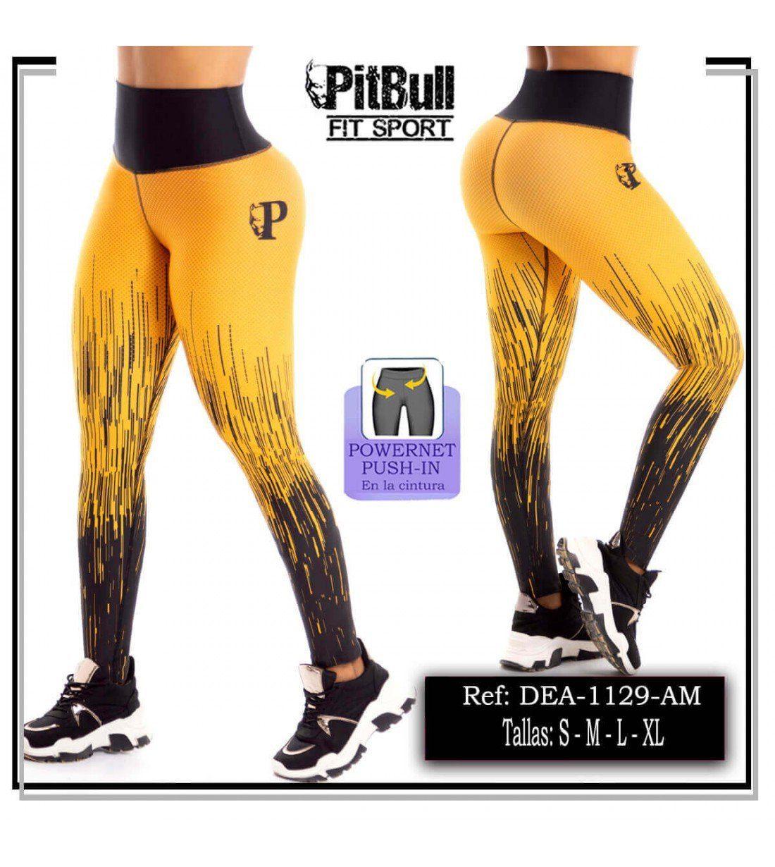Leggins Deportivo Pitbull- 1129