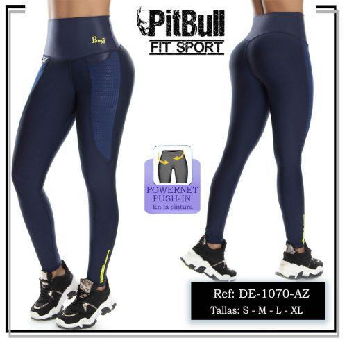 mallas deportivas de la marca Pitbull