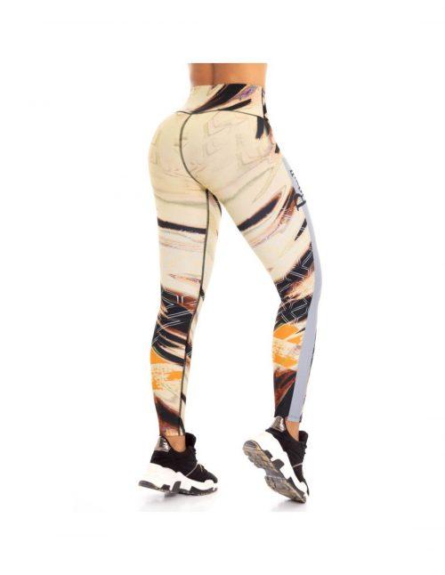 Con esta maya deportiva de la marca pitbull, vas a lograr un cuerpo espectacular, realza tus glúteos, reafirma tus piernas y disminuye la celulitis.