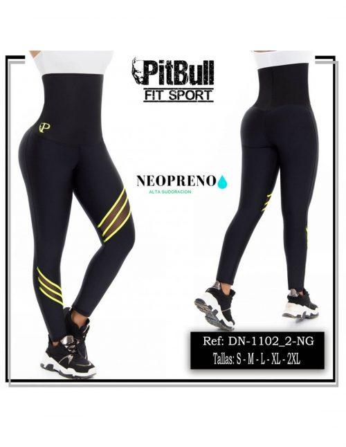 Con esta maya Neopreno deportiva de la marca pitbull, vas a lograr un cuerpo espectacular, quemar grasa abdominal, realza tus glúteos, reafirma tus piernas y disminuye la celulitis.