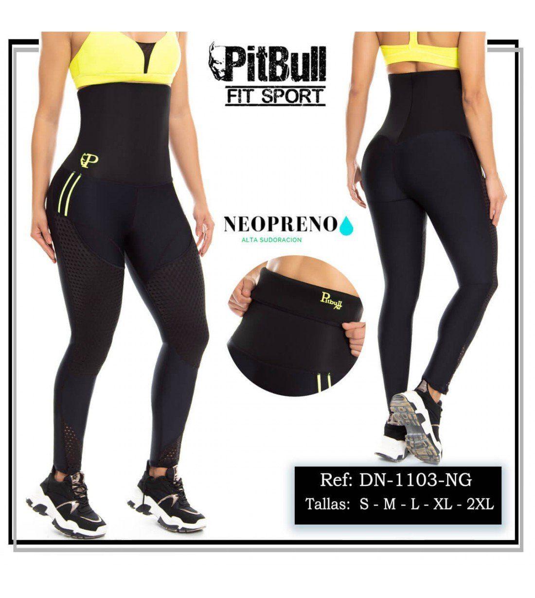Malla Neopreno Deportivo Pitbull -DN1103