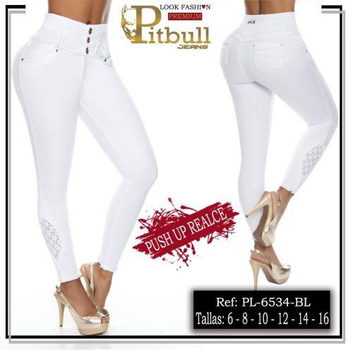 Pantalon levanta cola PL6534