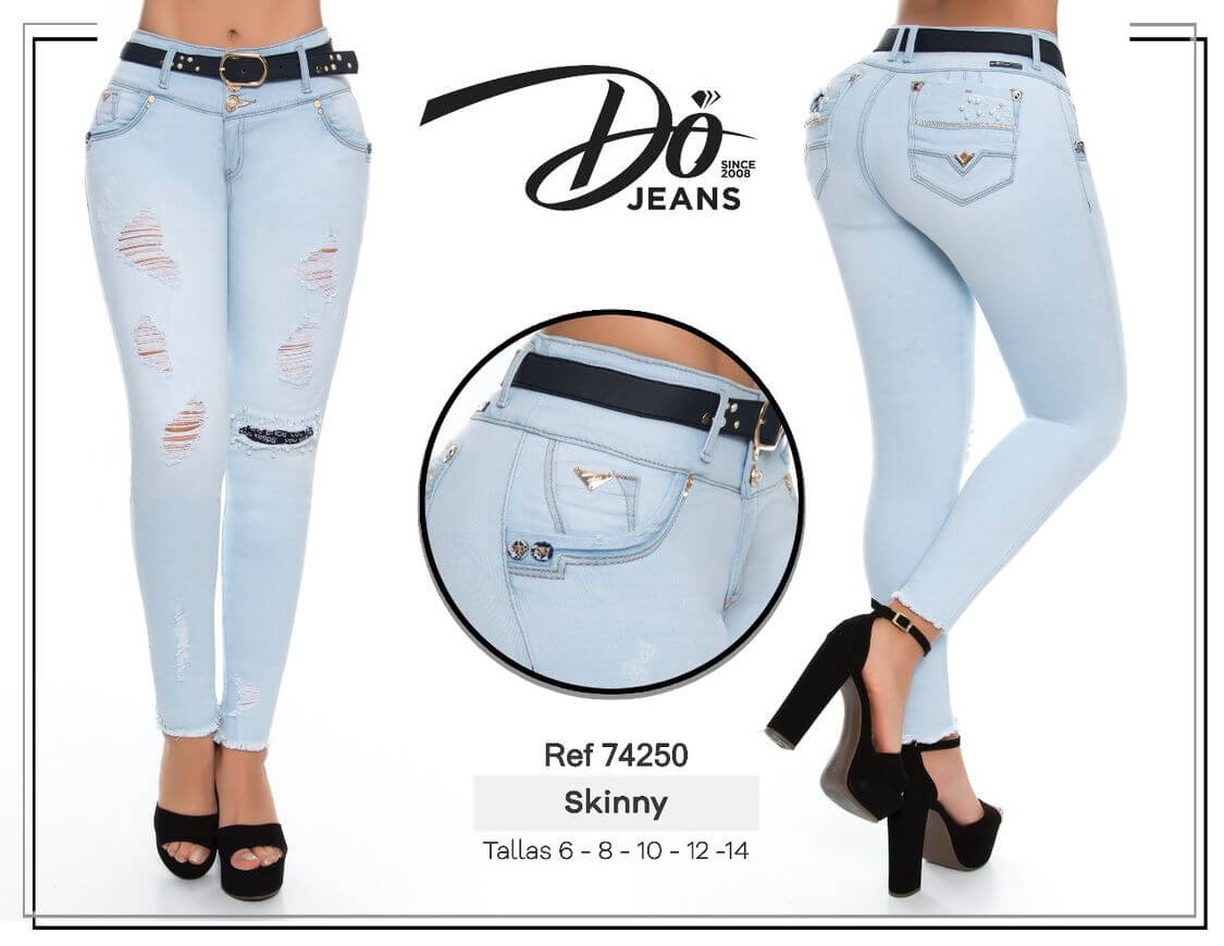 Pantalon colombiano Do Jean PD74250