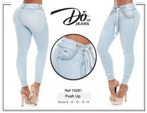  Pantalon colombiano Do Jean PD74281