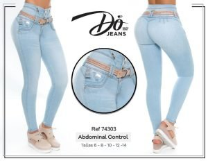 Pantalon colombiano Do Jean PD74303