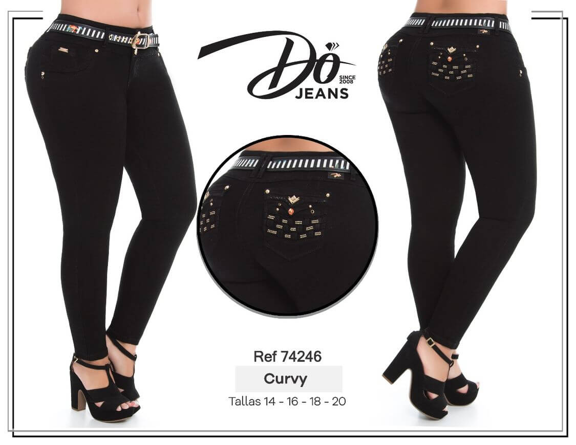 Pantalon colombiano Do Jean PD74246