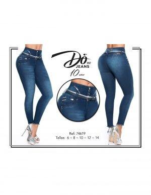 Pantalon Colombiano Do Jeans PD74619