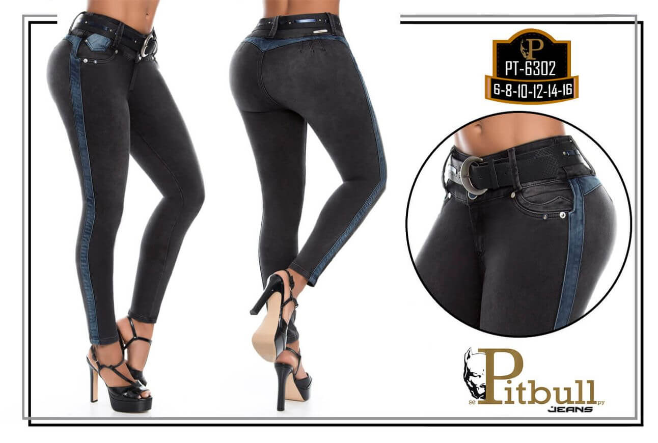 Pantalon colombiano Pitbull PT6302