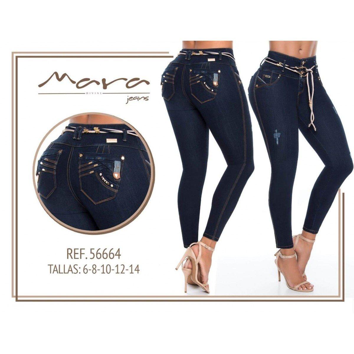 Pantalon Colombiano Mara 56664
