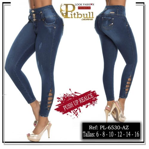 Jeans Pitbull Colombiano 6530