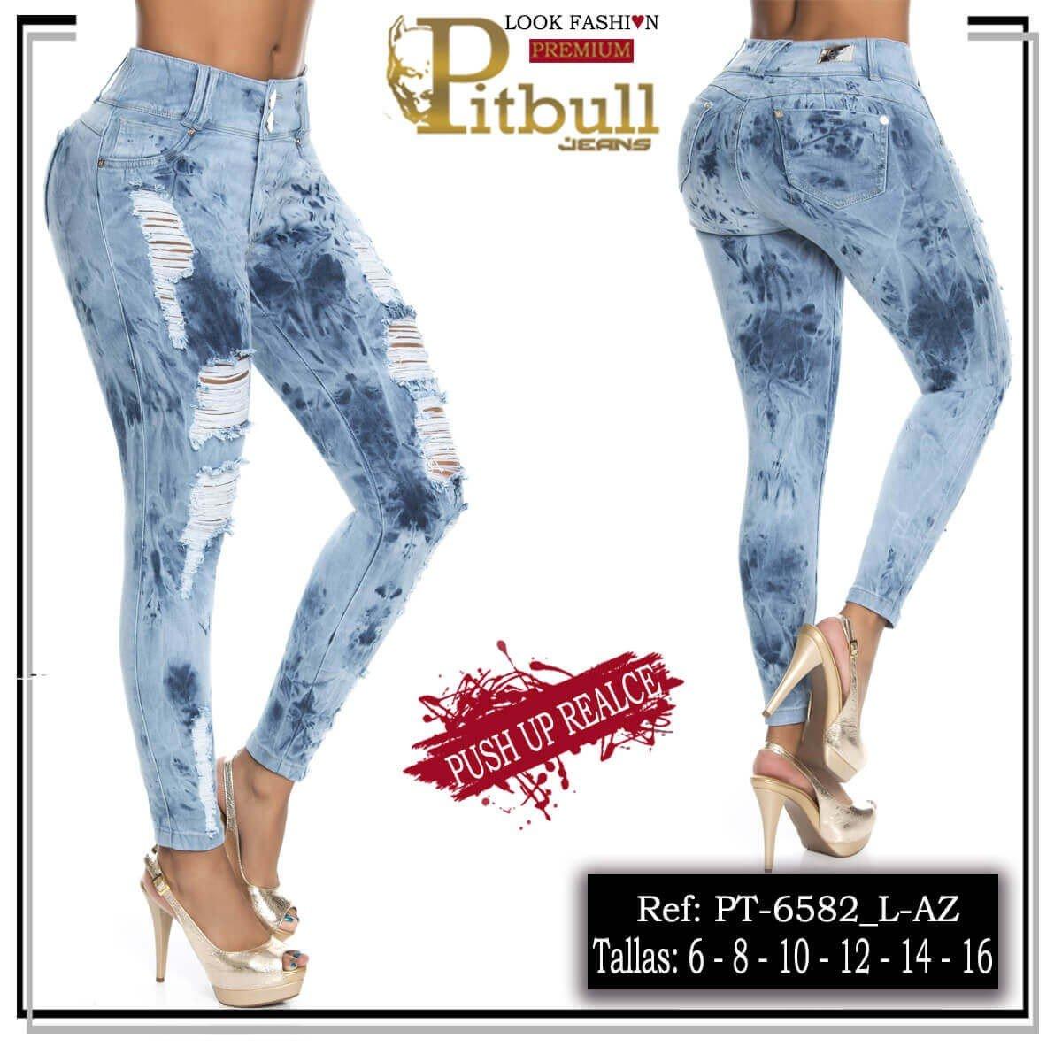 Pantalon Colombiano Pitbull PT6582