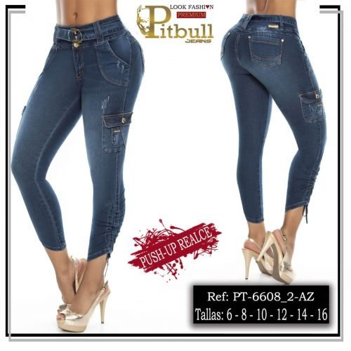JEANS COLOMBIANO