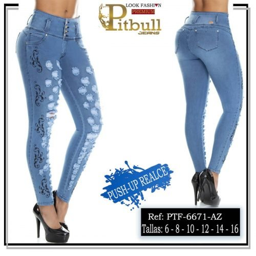 Pantalon levanta cola Pitbull PL6671_L