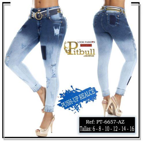 Pantalon Colombiano Pitbull