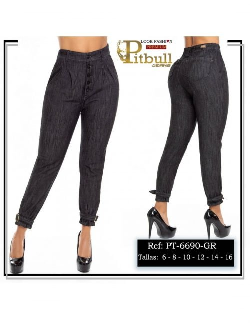 Pantalon Colombiano PT6690