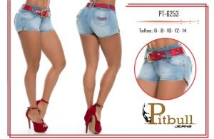 Short levanta cola colombiano SP6253