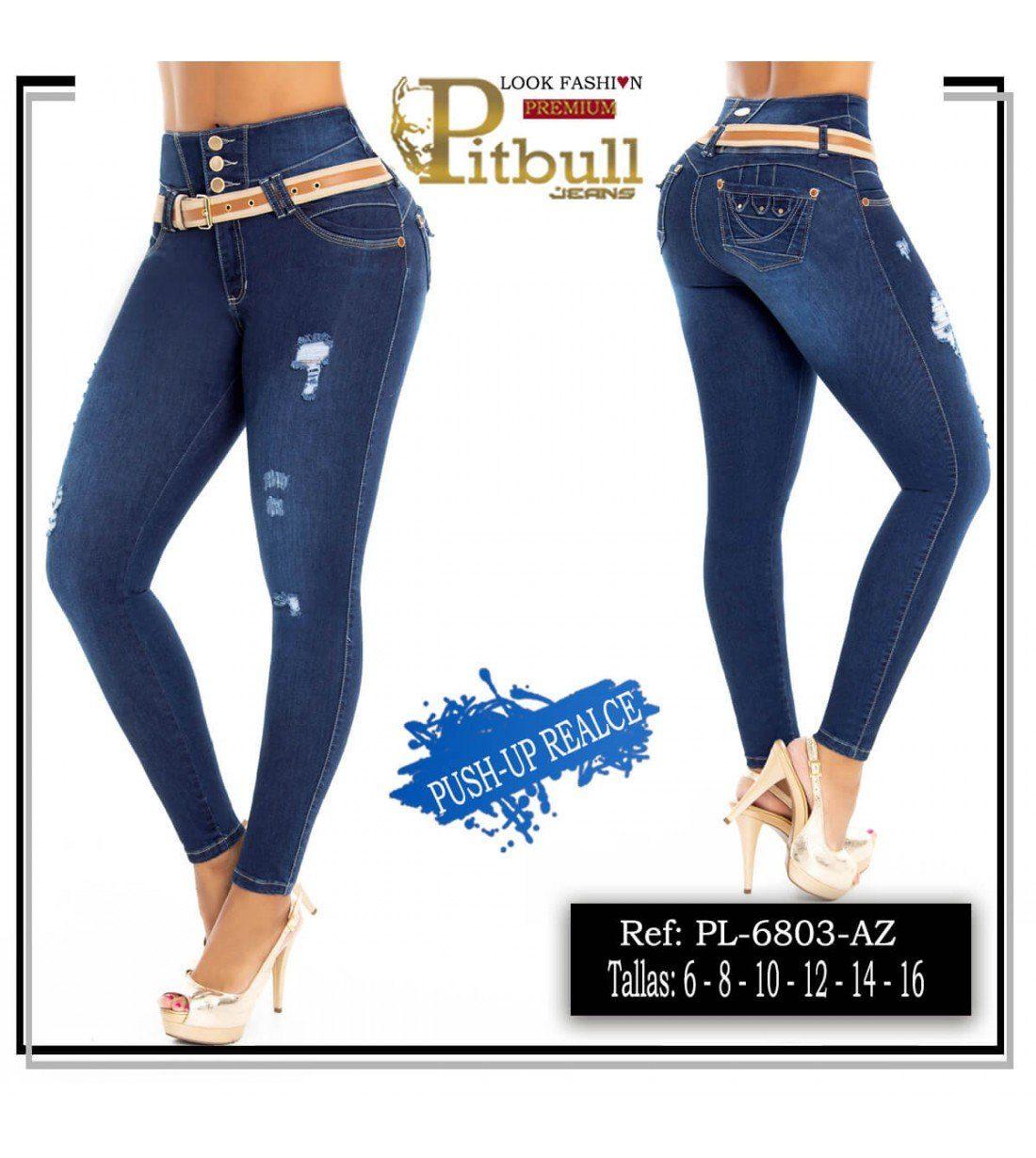 Pantalon Colombiano Pitbull-6803