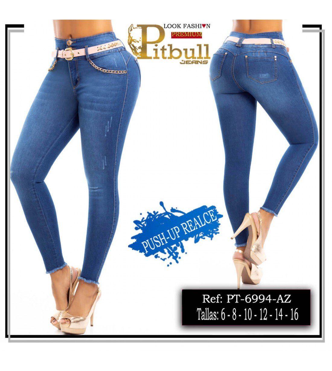Pantalon Colombiano Pitbull- 6994
