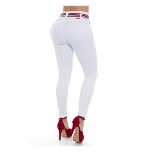 Pantalon Colombiano Tiro Alto