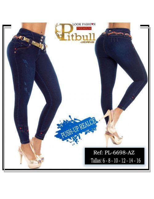 Pantalon Colombiano PL6698