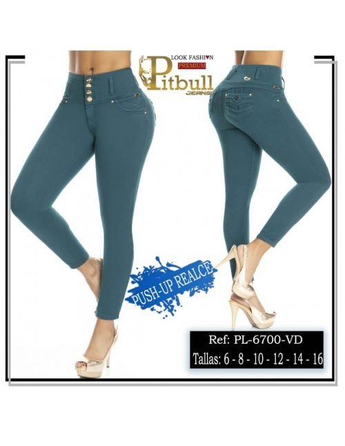 Pantalon Colombiano PL6700