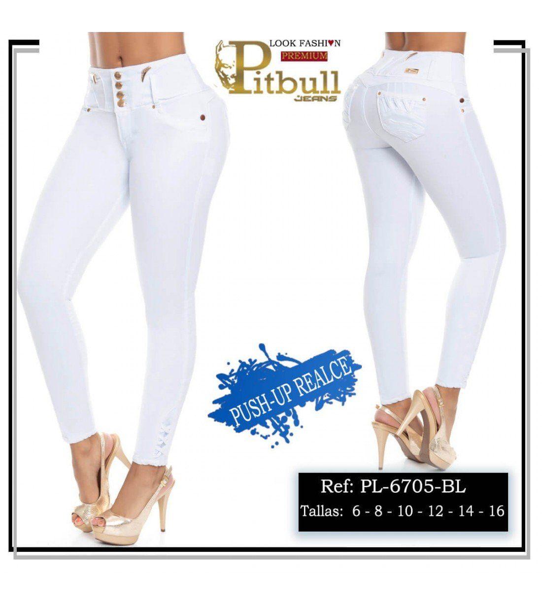 Pantalon pitbull Tiro Alto PL6705