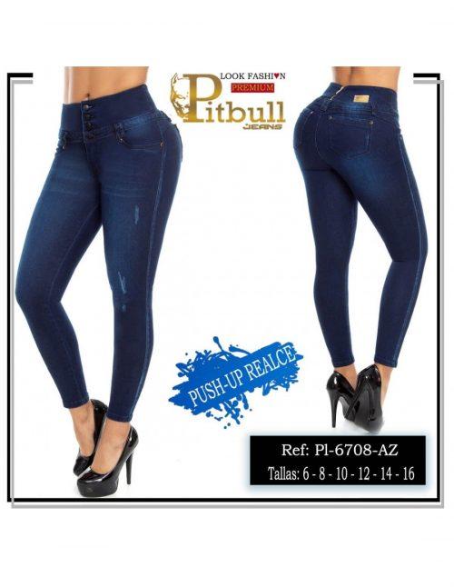Pantalon Colombiano PL6708