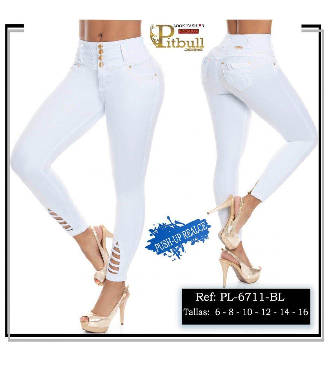 Pantalon pitbull Tiro Alto PL6711