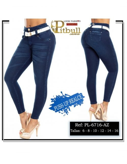 Pantalon Colombiano PL6716