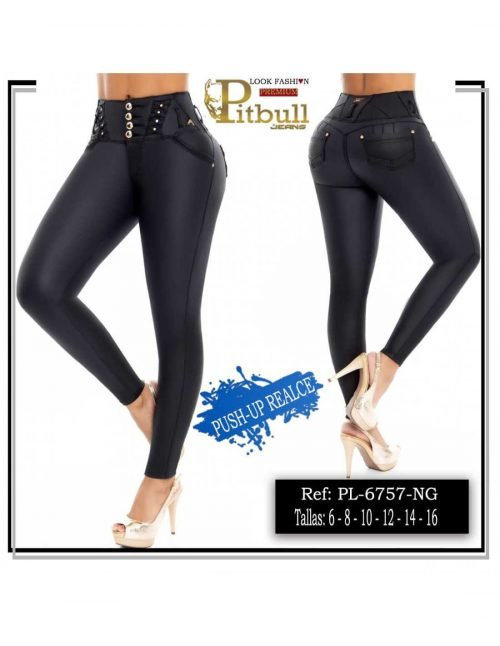 Pantalon Levanta cola Colombiana-PL6757