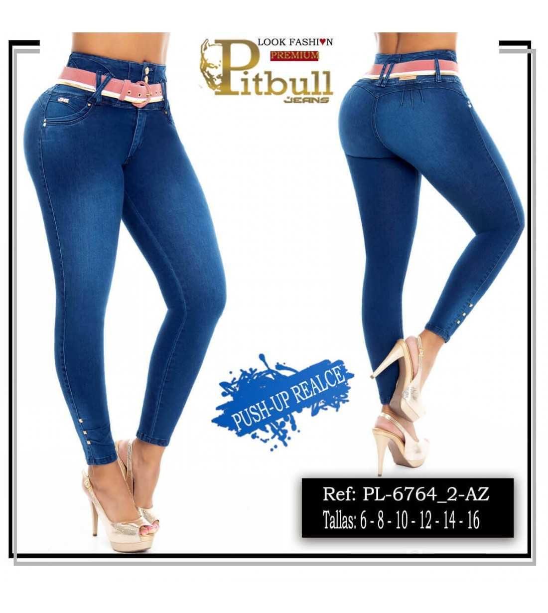 Pantalon Pitbull Tiro Alto PL6764_2