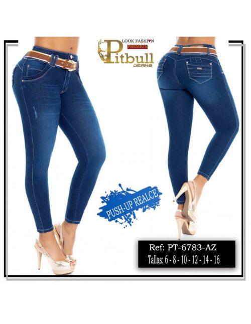 Pantalon Pitbull Tiro Alto 6783