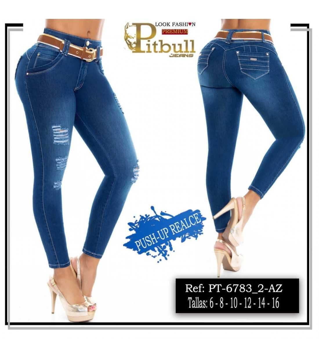 Pantalon Pitbull Tiro Alto PT6783_2
