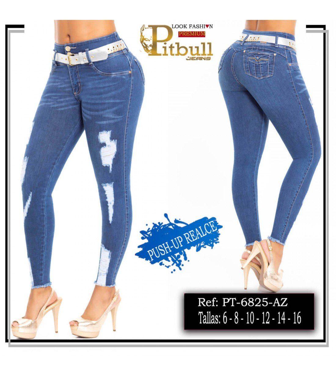 Pantalon Colombiano Pitbull-6825