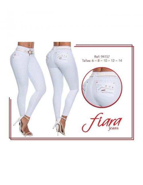Pantalon Colombuano Fiara Jeans PA94157