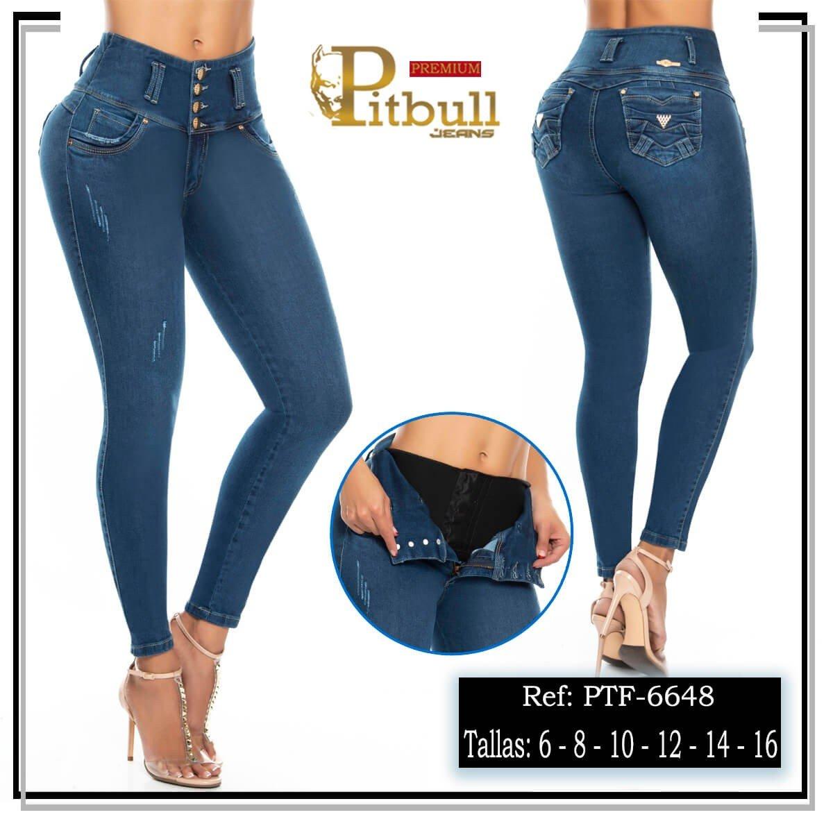 pantalon con Faja