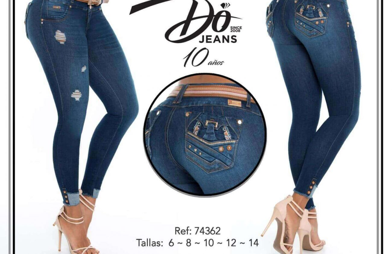 jeans levanta cola Dojeans