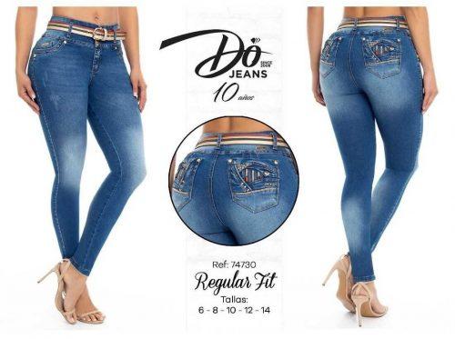 Pantalon Do Jeans 74730