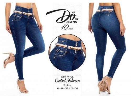Pantalon Do Jeans levanta cola 74795