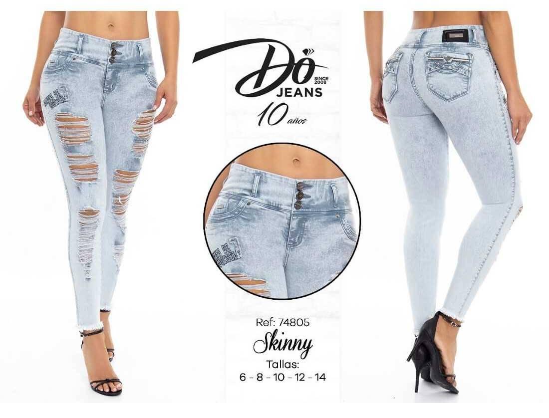 Pantalon Do Jeans 74805