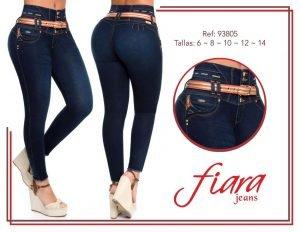 jeans levanta cola Fiera