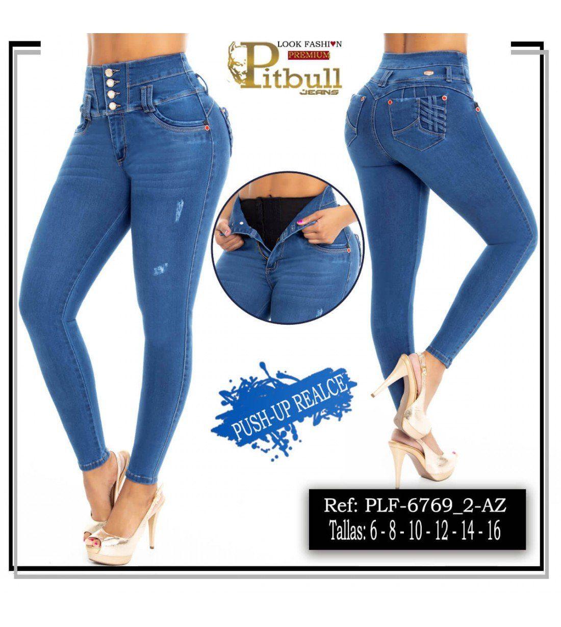 Pantalon Faja en Cintura PLF6769_2
