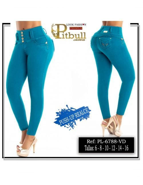 Pantalon Colombiano Pitbull 6844