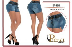 Short levanta cola colombiano SP6249