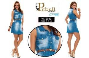 Vestido vaquero VCH2089
